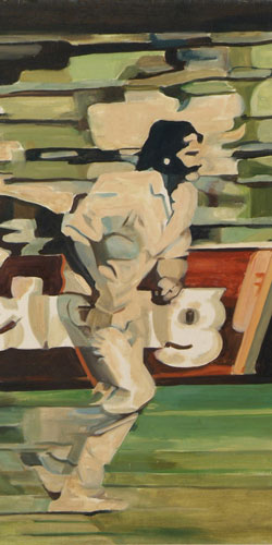 rosemary taylor sport paintings